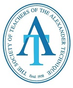 Appoved by STAT, the Society of Teachers of the Alexander Technique